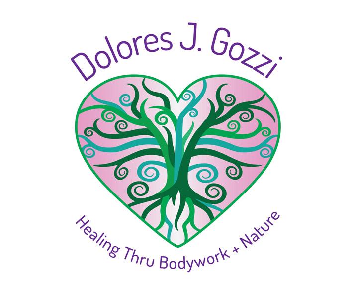 Dolores Gozzie - Holistic Logo Design