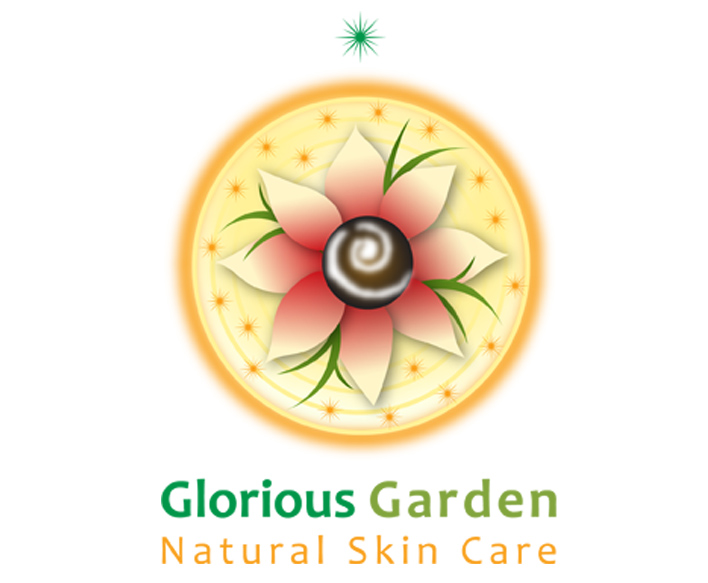 Glorious Garden Natural Skin Care - Holistic and Natural Product Logo