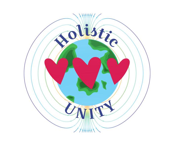 Holistic Unity Logo Design