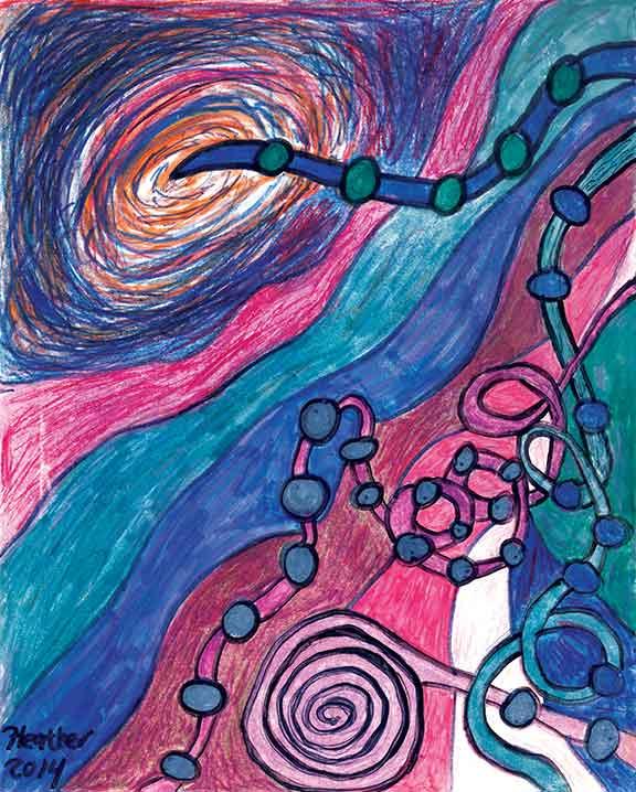 DNA Wormhole